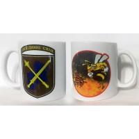 Керамічна чашка Об'єднані Сили - Оса