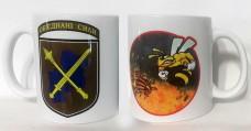 Купить Керамічна чашка Об'еднанні Сили - Оса в интернет-магазине Каптерка в Киеве и Украине