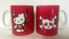 Купить Керамічна чашка Kalashnikitty в интернет-магазине Каптерка в Киеве и Украине