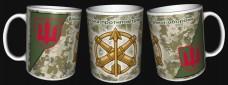 Купить Керамічна чашка ППО (пиксель) в интернет-магазине Каптерка в Киеве и Украине