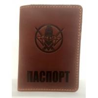 Обкладинка Паспорт з тисненням 101 ОБрО ГШ ЗСУ Акція Оновлення Асортименту