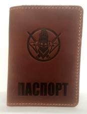 Обкладинка Паспорт з тисненням 101 ОБрО ГШ ЗСУ