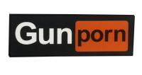 Шеврон Gun Porn PVC