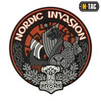 PVC патч NORDIC INVASION