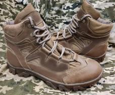 Демісезонні черевики Тактик койот