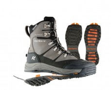 Зимові черевики Korkers SnowJack з накладками проти льоду Акція на останні розміри