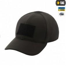 БЕЙСБОЛКА ТАКТИЧНА SOFT SHELL COLD WEATHER BLACK M-TAC