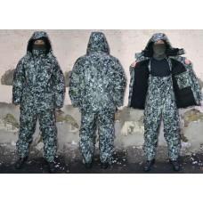 Зимний камуфлированный костюм Акция на последний размер