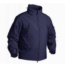 Куртка софтшел Helikon-Tex Gunfighter Soft Shell Navy Blue