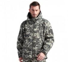 Купить Куртка софтшелл ACU Акція! в интернет-магазине Каптерка в Киеве и Украине