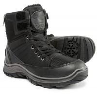 Зимние ботинки Pajar Alvin Snow Boots Waterproof Black АКЦІЯ на останній розмір