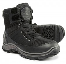 Зимние ботинки Pajar Alvin Snow Boots Waterproof Black АКЦИЯ