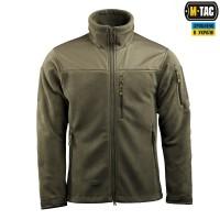 Куртка флісова M-Tac Alpha Microfleece Gen.II ARMY OLIVE
