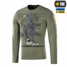 Купить Футболка UA SIDE довгий рукав LIGHT OLIVE M-Tac в интернет-магазине Каптерка в Киеве и Украине