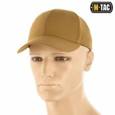 Купить Бейсболка M-TAC FLEX LIGHTWEIGHT COYOTE BROWN в интернет-магазине Каптерка в Киеве и Украине