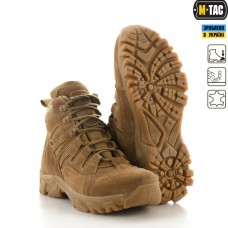 Ботинки M-TAC MK.2 COYOTE BROWN