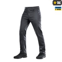 Брюки M-TAC STREET TACTICAL DARK GREY с пропиткой Teflon