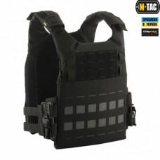 Чехол бронежилета (плитоноска) M-TAC FALPC LASER CUT 1000D Cordura BLACK