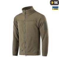 Флисовая куртка M-Tac FLEECE COLD WEATHER ARMY OLIVE 340гм
