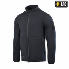 Флисовая куртка M-Tac FLEECE COLD WEATHER DARK NAVY BLUE 340гм