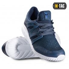 Кроссовки M-TAC TRAINER PRO NAVY BLUE/WHITE