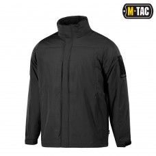 Куртка M-TAC с флисовой подкладкой 3 IN 1 BLACK