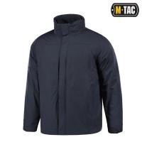 Куртка M-TAC с флисовой подкладкой 3 IN 1 DARK NAVY BLUE