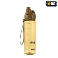 Пляшка для води M-Tac 600ml Coyote