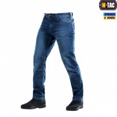 Джинсы M-TAC Cargo Dark Denim Regular Fit