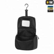 Несессер сумка для туалетных принадлежностей M-TAC ELITE BLACK CORDURA