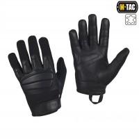 Перчатки M-TAC ASSAULT TACTICAL MK.2 BLACK кожа