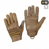 Перчатки M-TAC NOMEX ASSAULT TACTICAL MK.7 COYOTE огнестойкие