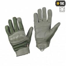Перчатки M-TAC NOMEX ASSAULT TACTICAL MK.7 OLIVE огнестойкие