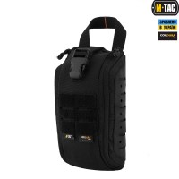 Подсумок медицинский M-TAC Elite Rip Off BLACK 1000D Cordura
