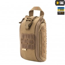 Подсумок медицинский M-TAC Elite Rip Off COYOTE 1000D Cordura