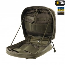 Подсумок органайзер M-TAC ELITE RANGER GREEN на молле Cordura