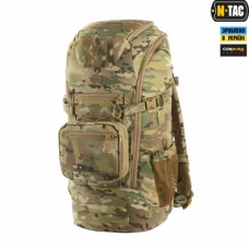 Рюкзак M-TAC SHUTTLE ELITE с подсумком органайзером MULTICAM Cordura