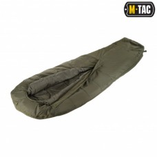 Купить Спальний мішок M-TAC Olive в интернет-магазине Каптерка в Киеве и Украине