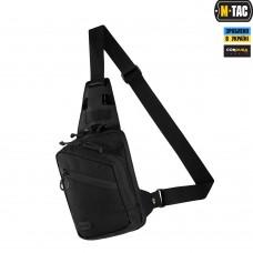 Сумка для пистолета M-TAC SLING PISTOL BAG ELITE BLACK Cordura 1000
