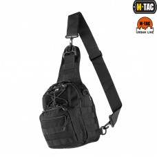 Сумка M-TAC Urban Line City Patrol Carabiner Bag Black