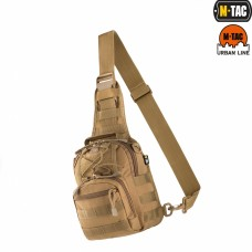 Сумка M-TAC Urban Line City Patrol Fastex Bag Coyote