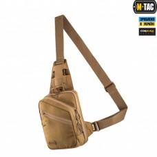 Сумка для пистолета M-TAC SLING PISTOL BAG ELITE COYOTE Cordura 1000