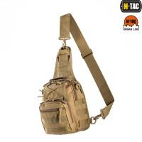 Сумка M-TAC Urban Line City Patrol Carabiner Bag COYOTE