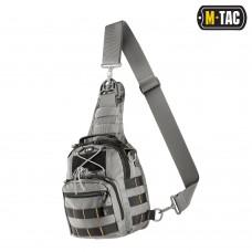Сумка M-TAC Urban Line City Patrol Carabiner Bag GREY
