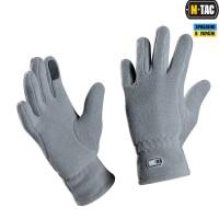 Зимові рукавиці M-Tac Winter GREY з Touchscreen