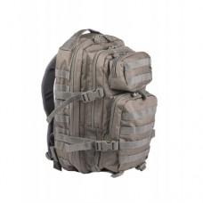Купить 20л рюкзак Mil-tec ASSAULT колір сірий 14002006 в интернет-магазине Каптерка в Киеве и Украине