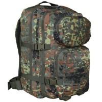 20л рюкзак Mil-tec ASSAULT 14002621 камуфляж флектарн