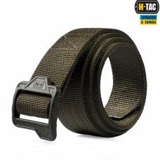 Ремень брючный M-Tac Double Duty Tactical Belt Hex Olive 40мм