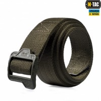 Ремень брючный M-Tac Double Duty Tactical Belt Hex Olive 40мм