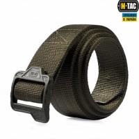 Ремінь брючний M-Tac Double Duty Tactical Belt Hex Olive 40мм
